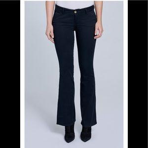 dELiA's Flare Black Jean